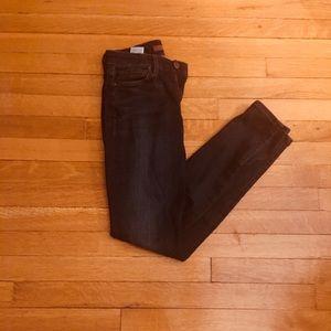 Womens' Joe's Dark Wash Jeans